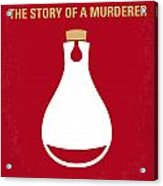 No194 My Perfume The Story Of A Murderer Minimal Movie Poster Acrylic Print by Chungkong Art