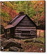 Noah Ogle Place In The Smoky Mountains Acrylic Print