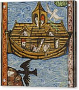 Noahs Ark, 1190 Acrylic Print by Getty Research Institute