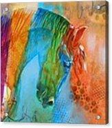 Noble One II Acrylic Print