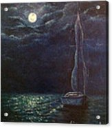 Nocturne Song Acrylic Print