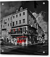 Nola - French Quarter 003 Ck Acrylic Print