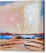 Nordic Seascape Acrylic Print