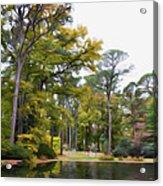 Norfolk Botanical Garden 6 Acrylic Print