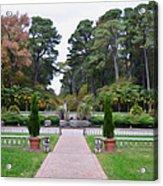 Norfolk Botanical Gardens 5 Acrylic Print