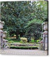 Norfolk Botanical Gardens 7 Acrylic Print
