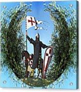 Norman Crusader Acrylic Print