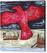 Norse Fairytale Acrylic Print
