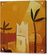 North Africa Acrylic Print