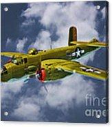 North American B-25j Acrylic Print