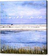 North Beach Acrylic Print
