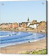 North Berwick Acrylic Print by Tom Gowanlock