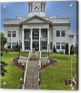 North Carolina Jackson County Courthouse Acrylic Print