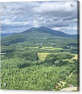 North Conway Vista Acrylic Print