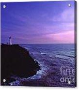 North Head Lighthouse Acrylic Print