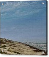 North Padre Island Acrylic Print