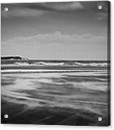 North Sea Gale Acrylic Print