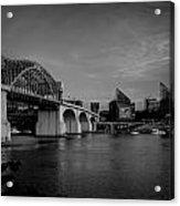 North Shore Bridge Acrylic Print