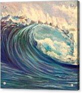 North Whore Wave Acrylic Print
