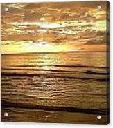 Northern Ireland Sunset Acrylic Print