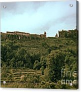 Northern Italy Countryside Acrylic Print