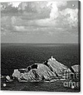 Northern Lighthouse Acrylic Print