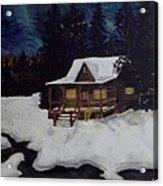 Northern Paradise  Acrylic Print