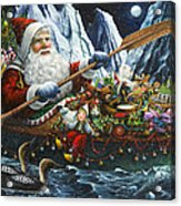 Northern Passage Acrylic Print