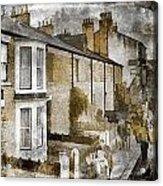 Northern Terrace Acrylic Print