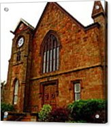 Northford Church Acrylic Print