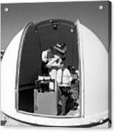 Northrop Observatory Acrylic Print