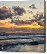 Northumbrian Coast Acrylic Print