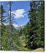 Northwest Frontier Acrylic Print