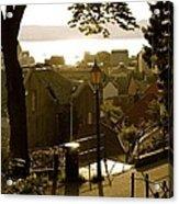 Norway - Bergen - Summertime Acrylic Print by Hilde Mariann Hansen