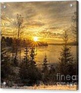 Norway Hedmark Acrylic Print