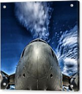 Nose Of A C-17 Acrylic Print