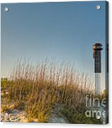 Not A Cloud In The Sky Acrylic Print