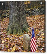 Not Forgotten Acrylic Print
