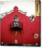 Not The Alamo Acrylic Print
