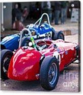 Nota Major And Nota Bmc Formula Junior Acrylic Print
