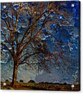 Nothing But Blue Skies Acrylic Print