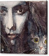 Nothing Compares To You  Acrylic Print by Paul Lovering