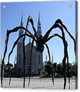 Notre-dame Cathedral Basilica I - Ottawa Acrylic Print