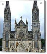 Notre Dame De Montligeon Basilica Acrylic Print by Olivier Le Queinec