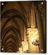 Notre Dame Paris France 2 Acrylic Print
