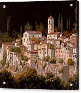 Notte Senza Luna Acrylic Print