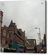 Nottingham Transit Acrylic Print