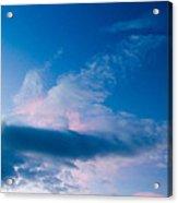 November Clouds 005 Acrylic Print