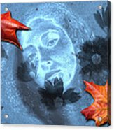 November Acrylic Print