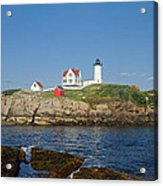 Nubble In The Day 20x30 Acrylic Print